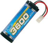LRP Power Pack 3600mAh 7.2V 6S NiMH (Tamiya/JST Plug)