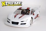 CARROZZERIA HURRICANE ULTRA LIGHT 1:10 190mm