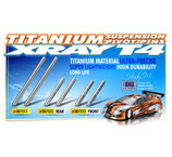 TITANIUM FRONT ARM PIVOT PIN (2)