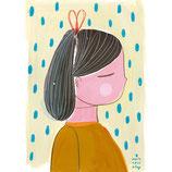 Girl 1 - von Marta Abad Blay