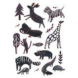 Wild Animals - von Marta Abad Blay