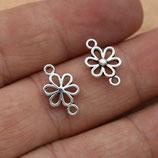 Metall - Verbinder Blume