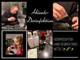 Desinfektions-Mittel zum selber herstellen