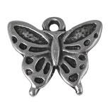 Metall - Anhänger Schmetterling