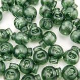 Kordelstopper Halbtransparent Grass green