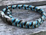 Halsband mit Zugverschluss (136-157-3750-143-Alumaxx 16)