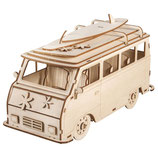 Holzbausatz Campingbus