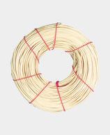 Peddigrohr 1A Qualität Rotband 2.4mm 500g