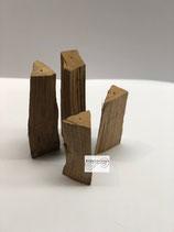Holz-Scheit als Grundform für Holz-Engel (zwischen 12 und 20cm)