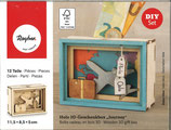 """Geschenkebox """"Journey"""" natur"""