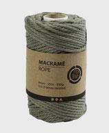 Makramée grün ø4mm   Lm55   330g
