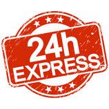 24-STUNDEN-EXPRESSLIEFERUNG (DEUTSCHLANDWEIT)