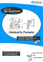 Agil moderieren kompakt | Community Formate
