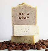 Natural Peeling Soap with Coffee