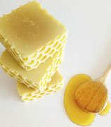 Natural Honey Soap with Buttermilk