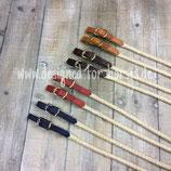 Langzügel / Doppellonge mit 10mm Seildurchmesser