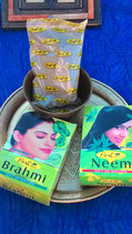 Masque poudre de Neem 100g ou Masque poudre de Brahmi 100g