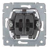 Einsatz Wippschalter Doppelwechsel LEGRAND 775808