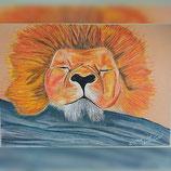 Der Löwe Cesar