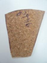 Coin rétrocapital interne pied droit