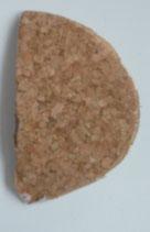 De interne calcaneaire wig 1mm linker voet