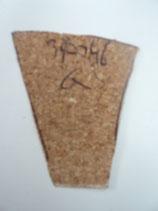 Coin rétrocapital interne pied gauche