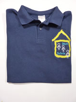 Polo-Shirt für Kinder - bestickt - Größe wählbar