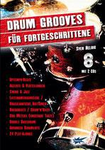 Drum Grooves für Fortgeschrittene (von Sven Helbig / Tunesday-Bestellnummer: TUN25)