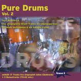 Pure Drums Vol. 2 - Jazz Grooves 2  (Tunesday-Bestellnummer: GI116)