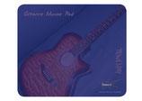 Mouse Pad Gitarre - Motiv mit akustischer Gitarre (Tunesday-Bestellnummer: TMP04)