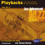 Jazz Vol.2 - Jazz Advanced (von Stefan Berker / Tunesday-bestell-Nummer: GI104)