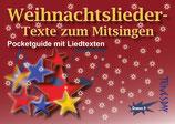 Weihnachtslieder-Texte zum Mitsingen (Tunesday-Bestellnummer: TPG13)