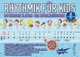Rhythmik für Kids - Rhythmische Klatsch- und Notenleseübungen (von Jörg Sieghart / Tunesday-Bestellnummer: TUN18