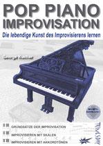 Pop Piano Improvisation - die lebendige Kunst des Improvisierens lernen (von George Kuchar / Tunesday-Bestellnummer: TUN28)