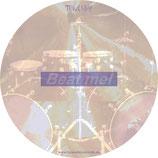 """Snare Dämpfer  """"Beat me"""" 14"""" (Tunesday-Bestellnummer: TSDP01)"""