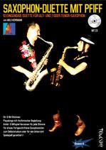 Saxophon-Duette mit Pfiff - für Alt- und/oder Tenor-Saxophon (von Milo Herrmann 7 Tunesday-Bestellnummer: TUN10)