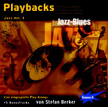 Jazz Vol.3 - Jazz Blues (von Stefan Berker / Tunesday-Bestellnummer: GI106)