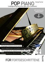 Pop Piano - Liedbegleitung und freies Spiel nach Leadsheets (von George Kuchar / Tunesday-Bestellnummer: TUN14)