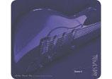 Mouse Pad Guitar - Mit E-Gitarre Motiv (Tunesday-Bestellnummer: TMP01)