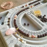 Creative Mala or Bracelet Workshop HERRLIBERG Reservation - 14th November 2021