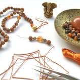 Private Online Creative Mala Workshop Reservation