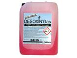 DESOXIN GAS Unproblematische Gasheizkesselreinigung