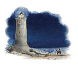 La torre del serpe / The snake tower •  illustrazioni di Arianna Fremura • dal libro Cùntame nu cuntu / Tell me a story, di Annamaria Gustapane