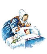 Scazzamurieddhu / Gnome •  illustrazioni di John Duggan • dal libro Cùntame nu cuntu / Tell me a story, di Annamaria Gustapane
