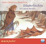 Däumelinchen und andere Märchen - Audio CD