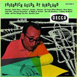 CD - Friedrich Gulda at Birdland
