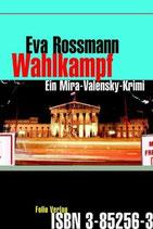 Wahlkampf - Mira Valensky Bd.1