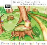 Kitty Kobold geht auf Reisen, 1 Audio-CD