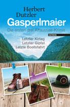 Gasperlmaier - die ersten drei Romane