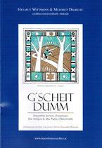 Gscheit Dumm - Audio CD